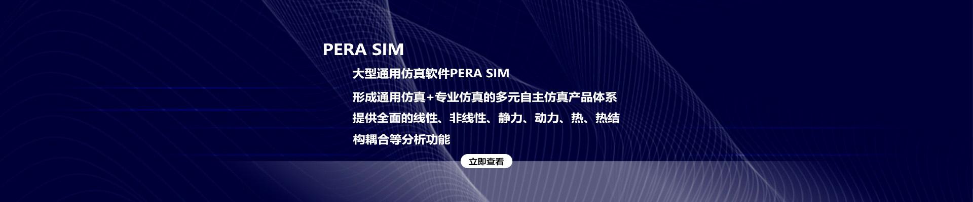 PERA SIM 通用仿真软件