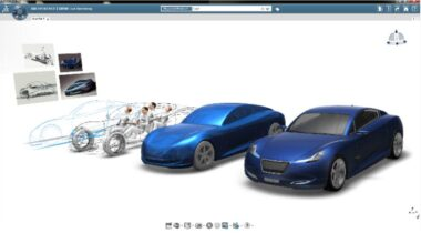 CATIA Creative Design:致力三维设计创新