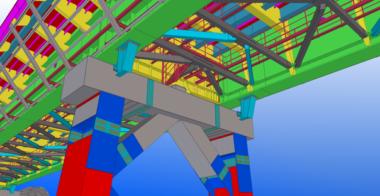 BrIM桥梁信息模型助力印度Chenab大桥施工
