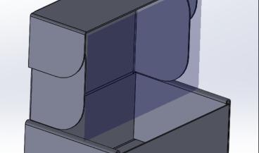使用正版SOLIDWORKS钣金设计进行纸板包装开发