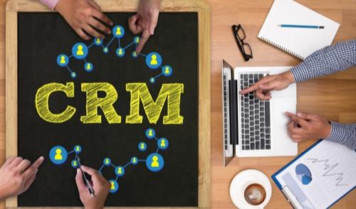 CRM应用系统的服务管理模块包括哪些