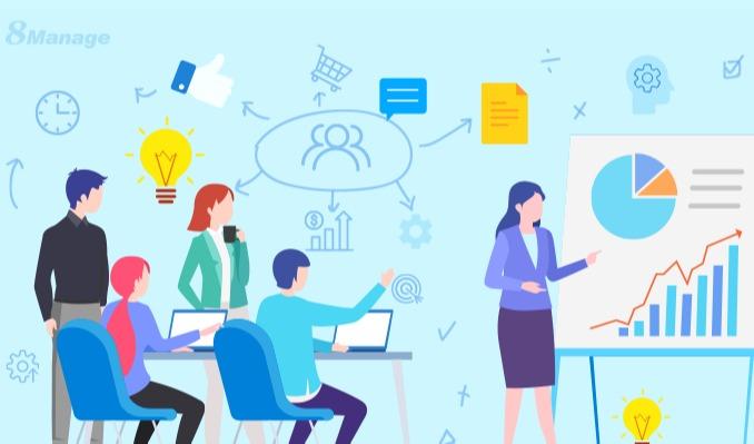 在不同的项目管理实践中,如何提高运营效率和创收?